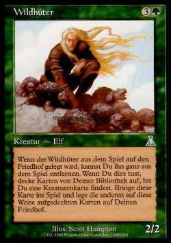 Wildhüter (Gamekeeper)