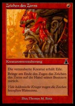 Zeichen des Zorns (Mark of Fury)