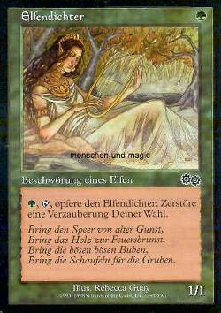 Elfendichter (Elvish Lyrist)