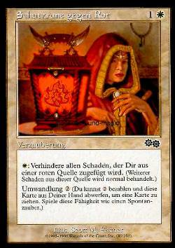 Schutzrune gegen Rot (Rune of Protection: Red)