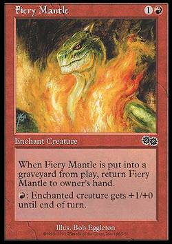 Fiery Mantle (Feuermantel)