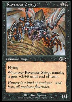 Ravenous Skirge (Hungriger Skirg)