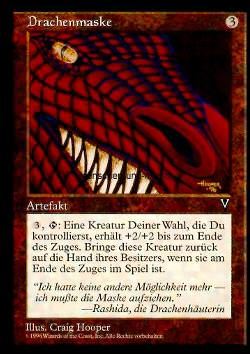 Drachenmaske (Dragon Mask)
