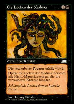 Die Locken der Medusa (Coils of the Medusa)