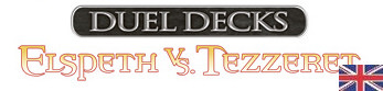 Duel Decks: Elspeth vs. Tezzeret – en