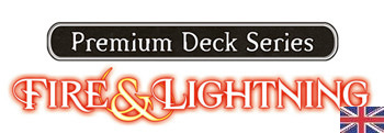 Premium Deck Series: Fire and Lightning – en
